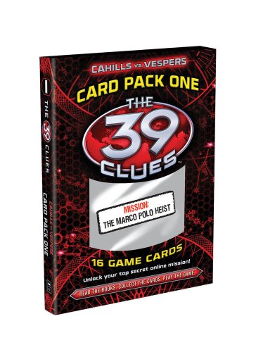 The 39 Clues: Cahills vs. Vespers Card Pack 1: The Marco Polo Heist PDF