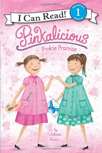 Pinkalicious: Pinkie Promise (I Can Read Book 1) front-740448