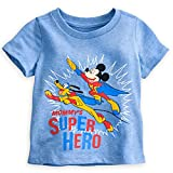 Disney Mickey Mouse and Pluto Superhero Tee for Baby