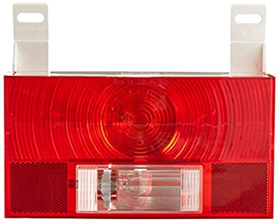 Peterson Manufacturing V25914 Red Stop and Tail Light