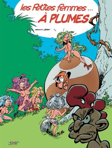 Pierre Seron - Les petites femmes - Tome 2:Les petites femmes à plumes