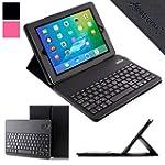 iPad Air/iPad Pro 9.7 Keyboard + Leat...