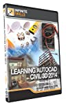 Learning AutoCAD Civil 3D 2014 - Training DVD