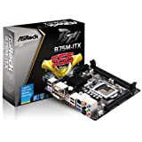 ASRock DDR3 1333 Intel - LGA 1155 Motherboards (B75M-ITX)