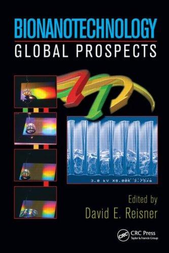 Bionanotechnology: Global Prospects