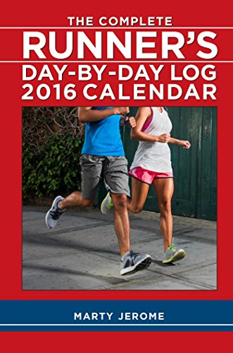 Complete Runners Daybyday Log 2016 Desk