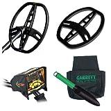 Garrett ACE 150, 250, 350 Metal Detector 8.5x11 DD Coil & Cover, Dust/Rain Cover