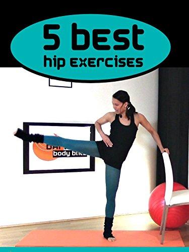 Barlates Body Blitz 5 Best Hip Exercises Workout