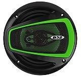 B52CarAudio IML-504G IMPACT LIVE 4 ways 100 Watts 1 Pair New Audio Coaxial Speaker