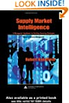 Supply Market Intelligence: A Manager...