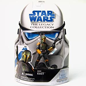 Star Wars Basic Figure:Jodo Kast