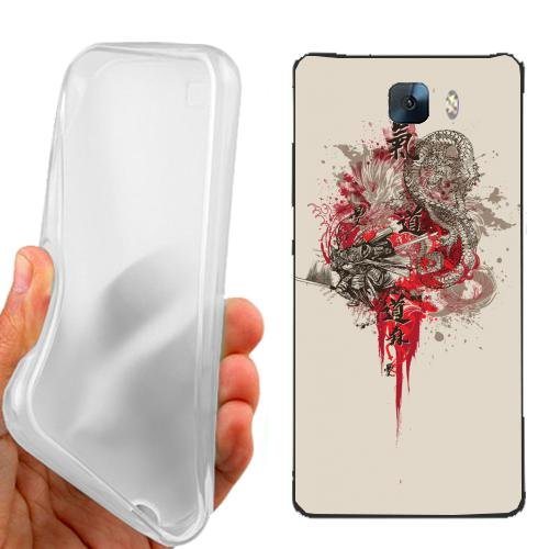 CUSTODIA COVER CASE SAMURAI LEGACY PER HUAWEI HONOR 7
