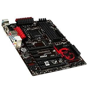 MSI Z87-G43 GAMING - LGA1150 Intel Z87 Chipset DDR3 SATA PCIE VGA DVI HDMI ATX Motherboard