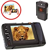 Wireless Dslr Digital Remote Live-view Viewfinder Compatible With Canon - 7d, 60d, 50d, 40d, 1d, 1ds, 5d Mark Ii, T3i, T3, T2i, T1i, Xsi, Xs, Nikon - D7000, D3100, D5000, D90, D700, D300, D300s, D3, D3x, Olympus - E-p1, E-p2, E-410, E-420, E-450, E-510, E-520, E-620, E-30 Digital Slr Cameras