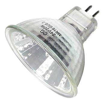 hikari 00315 bab cover mr16 24v 20w mr16 halogen light bulb. Black Bedroom Furniture Sets. Home Design Ideas