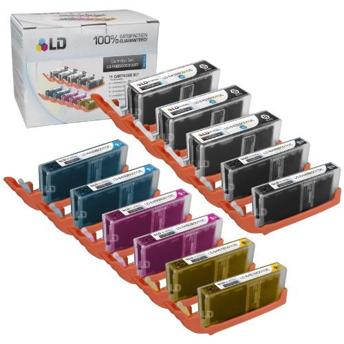 40 New Ink Set smart chip for Canon PGI-250XL CLI-251XL MX922 IP7220 iX6820