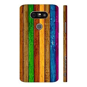 Enthopia Designer Hardshell Case Queue Up Back Cover for LG G5