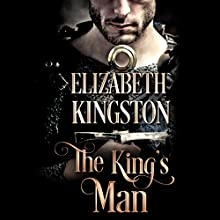 The King's Man Audiobook by Elizabeth Kingston Narrated by Nicholas Boulton