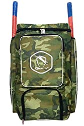 Gravity Camo Kit Bag for Cricket Etc (Backpack)