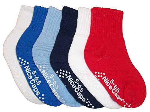 nice-caps-little-and-big-boys-6-pack-crew-socks-cotton-spandex-assortment-4-55-white-blue-navy-royal