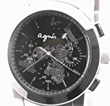 [アニエスベー]agnes b 腕時計 BWY060P クオーツ メンズ [並行品]