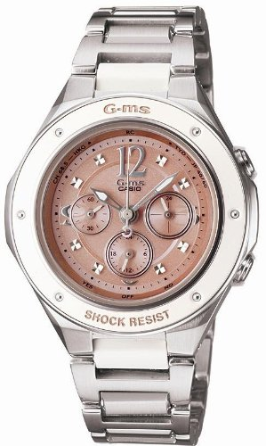 CASIO (カシオ) 腕時計 Baby-G G-ms Octra タフソーラー 電波時計 限定モデル MSA-7100DJ-4AJF レディース