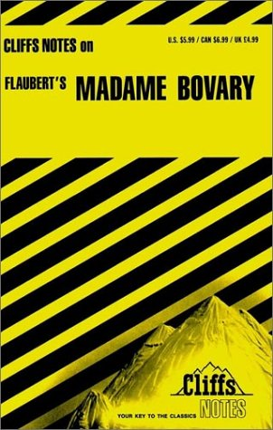Madame Bovary (Cliffs Notes), James L. Roberts