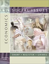 Economics of Social Issues by Ansel Sharp