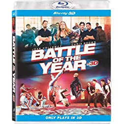 Battle of the Year (3D Blu-ray +UltraViolet Digital Copy)