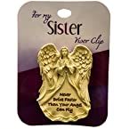Angel Visor Clip for Sisters