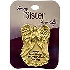 Angel Visor Clip for Sisters