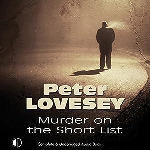 Murder on the Short List Audiobook