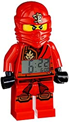 LEGO 9009600 Ninjago Jungle Kai Digital Alarm Clock
