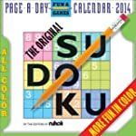 The Original Sudoku 2014 Page-A-Day C...