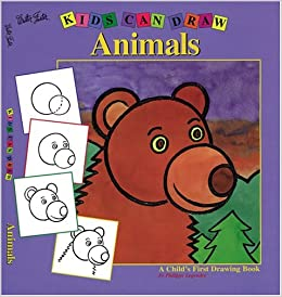Kids Can Draw Animals: Philippe Legendre: 9781560104445 ...