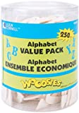 Simply Art Wood Alphabet Value Pack 250 ct.
