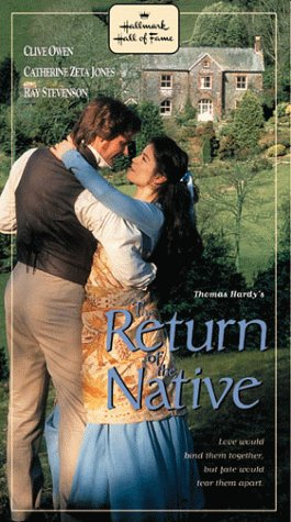 Return of the Native [VHS] [Import]