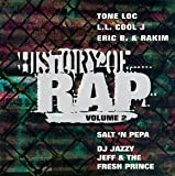 echange, troc Various Artists - History of Rap 2