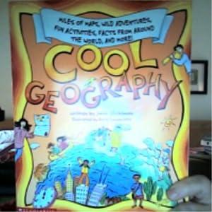 Cool Geography Jane Daugavietis, Ruta Glicksman and Ruta Daugavietis