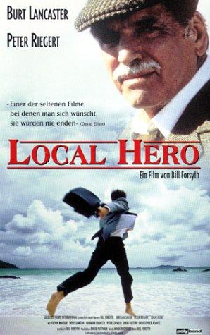 Local Hero [VHS]