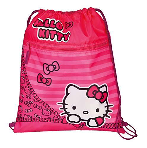 Under cover scarpa sacchetto Hello Kitty, circa 41 x 32 cm sacchetto babysmiles, 6 litri, Rosa