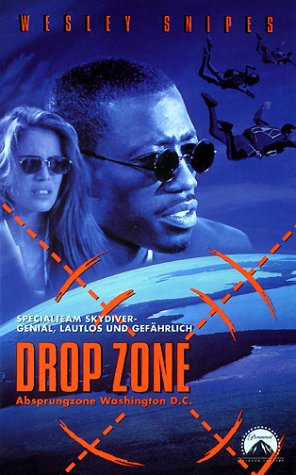 Drop Zone [VHS]