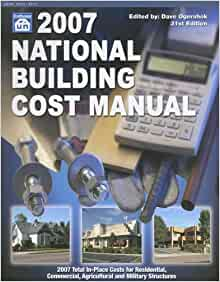 2007 National Building Cost Manual Online Library Ebooks