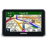 """Garmin Nüvi 50 Europa Occidental - Navegador GPS para coches (pantalla 5 """", admite tarjeta microSD, batería ión-litio, autonomía hasta 2h), negro"""