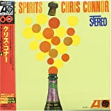 echange, troc Chris Connor - Free Spirits