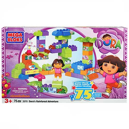 LEGO Dora and Diego Adventure Toys & Games