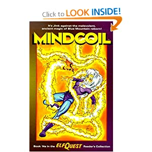 Elfquest Reader's Collection #14a: Mindcoil by Wendy Pini, Dennis Fujitake and John Ostrander