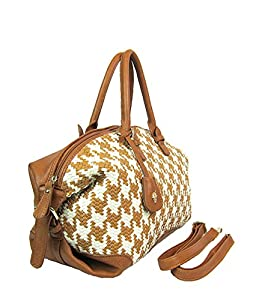 Best NY Collection wide Tote Satchel Large Womens Purse top double handle work beach travel diaper Handbag by Galian York from Galian