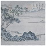 Chinese Paintings Lens Cloth||EVAEX