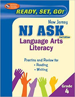 nj ask grade 4 language arts literacy new jersey ask test. Black Bedroom Furniture Sets. Home Design Ideas